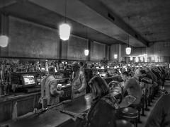 Tadich Grill - San Francisco, CA (vwcampin) Tags: iphoneography iphoneographer iphoneology iphonology historic bartenders bartender bar waitstaff servers blackandwhite california financialdistrict sanfrancisco 1849 restaurant tadichgrill