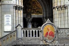 Lourdes 015-A-7 (José María Gil Puchol) Tags: aquitaine basilique catholique cathédrale chapelle france josémariagilpuchol lourdes materdolorosa paysbasque pélèrinage religion