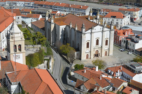The old rooftops of Leiria III