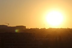 Durban Sunset (Rckr88) Tags: durban southafrica south africa sunset durbansunset sunlight sun umhlanga kwazulunatal skyline skyscrapers skyscraper city cities travel travelling