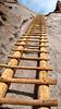 34 Rungs (OJeffrey Photography) Tags: alcovehouse bandeliernationalmonument ladder nm newmexico kiva panorama pano ladderrungs rungs ojeffreyphotography ojeffrey jeffowens nikon d850
