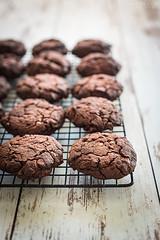 chocolate cookies (Malgosia Osmykolorteczy.pl) Tags: food foodie foodphoto foodstyling fotografia foodphotography foodporn foodstylist feed