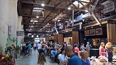Tampa Public Market (heytampa) Tags: armatureworks tampa fl florida publicmarket interior
