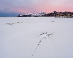 Broken (CreArtPhoto.ro) Tags: norway longexposure blue landscape sunset landscapephotography water lofoten winter snow weather mountain sea colour dusk