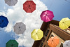 Umbrellas and clouds (guido campi) Tags: d5100