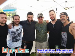 Drago Bonacich junto a Ego Kill Talent (Satélite Musical) Tags: dragobonacich egokilltalent lollapalooza entrevista fotos videos musica