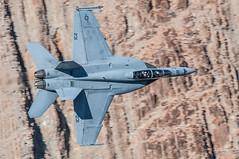 VX-9 Vampires Super Hornet (SBGrad) Tags: 200500f56evr 2018 alr chinalake d300s deathvalleynationalpark f18f jeditransition nikkor nikon r2508 rainbowcanyon starwarscanyon superhornet vx9 vampires