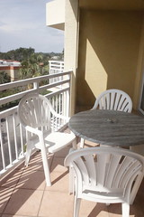 The 1st Balcony (blackunigryphon) Tags: westonflorida florida southernflorida vacationvillage bonaventure balcony gypset gypsetter bohemian boho chic vacation