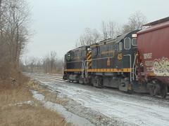DSC02955 (mistersnoozer) Tags: shortline rr train lal alco c425 locomotive