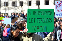 Let teachers teach! (afagen) Tags: washington dc washingtondc districtofcolumbia marchforourlives mfol mfoldc sign