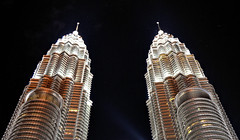 petronas towers (poludziber1) Tags: street streetphotography skyline summer sky city colorful cityscape color colorfull capital architecture abstract asia travel tower kualalumpur malasya urban