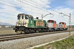 CIRCULACIÓ ESPECIAL (Andreu Anguera) Tags: ferrocarril tren 310 311 mabi lavern subirats altpenedès barcelona catalunya andreuanguera