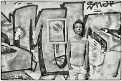CHRISTELLE GEISER & AEON VON ZARK / NAKED EYE PROJECT BIENNE (AEON VON ZARK) Tags: nakedeyeproject portrait christellegeiser