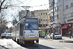 V3A-93 292 al STB - Depoul Titan - linia 56  -  Tram 292 Bucharest  -  Straßenbahn 292 Bukarest (mihaipăcurețu) Tags: bucharest bucuresti bucurești bukarest romania românia road rumänien ratb city urban publictransport public transport transportation transportpublic nikon d3400 stb tram tramvai strasenbahn strassenbahn strasenbahnhaltestelle rail v3a v3a93 colentina hauptstadt