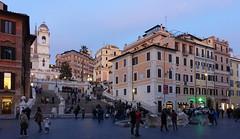 Spanish Steps, Rome (scuba_dooba) Tags: scalinataditrinitàdeimonti scalinata di trinità dei monti piazza spagna rome roma italy capitale italia