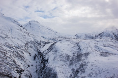 white Mountain (Dhari .K ALFawzan) Tags: ngc mountain mountaineering mountainside mountainpass mountains landscape landscapephotography alaska glacier sky snow frozen frosty frontier explore adventure outdoor winter light sunlight sun clouds wilderness