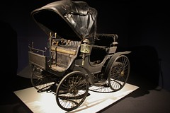 (Uno100) Tags: peugeot type 6 pheaton capote 1894 louwman car museum 2018 hague