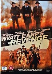 Wyatt Earp`s Revenge (KvikneFoto) Tags: dvd film movie