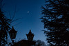 Night time (Percentrix) Tags: night sky moon liverpool eos eosm canon shutter speed long exposure silhouette nature