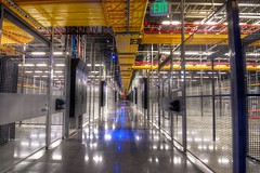 Inside The Cloud (It's my whole damn raison d'etre) Tags: internet data center ashburn virginia loudoun county va cloud secretive high security technology hdr nikon alex erkiletian d800e