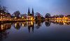 Oostpoort / Delft 2018 (zilverbat.) Tags: delft nightshot zilverbat longexposurenetherlands longexposurebynight nightphotography nightlights night longexposurewater wallpaper waterfront water world bookcover image architecture canon cinematic thenetherlands timelife town travel tripadvisor visit tourism tourist tour map tower towers toren toerisme tourisme buildings avondfotografie availablelight nederland netherlands ngc nachtfotografie avond harbor haven oostpoort portofdelft dutch dutchholland schie stadspoort poort torens waterpoort landpoort stadsmuur rijksmonument monument unesco heritage twilight oostpoortbrug