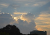 Shielding the sky from the sun (radargeek) Tags: august 2017 charleston sc southcarolina shadows clouds sunset sky