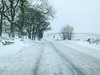 Snowy (tubblesnap) Tags: snow snowing snowy winter blizzard road