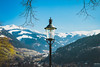 IMG_0026 (badboyv) Tags: zell am see osterreich austria lake lakeside alps mountains landscape lamp duck street railroad rails grand hotel
