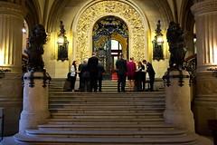 Reception (RadarO´Reilly) Tags: rathaus hamburg germany treppe stairway