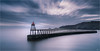 Whitby Long exposure (AKG37) Tags: lighthouse seascape waterscape longexposure sea structure pier whitby northeastengland