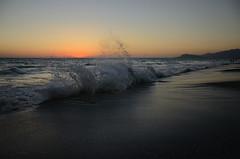 Здравствуй, Море! (Tutchka) Tags: вроде лето берег волна закат махмутлар море морекилометров небо песок пляж солнце средиземноеморе теплоеморе турция
