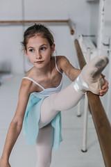 ballerina (Christina Colfer) Tags: portrait girl canon riga ballerina ballet people eyes young model minimalism