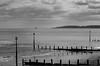 Teignmouth1 (Richgt1) Tags: teignmouth sea groynes bw
