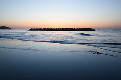 Morning in the sea (kat-taka) Tags: ã¬ãã sea water wave blue morning magic