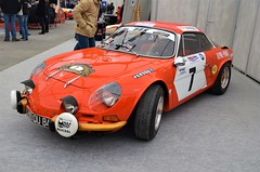 Alpine A110 (benoits15) Tags: automotive automobile anciennes retro racing rallye renault rally old prestige supercar festival flickr french gt historic hillclimb motor meeting car coches classic cars collection circuit voiture vintage nikon alpine a110