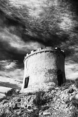 Torre de Malladeta. / Malladeta Tower. (Recesvintus) Tags: malladeta villajoyosa alicante spain torre tower recesvintus españa
