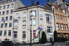 Palmerstonlaan 2, Brussel (Erf-goed.be) Tags: herenhuis victorhorta palmerstonlaan brussel archeonet geotagged geo:lon=43803 geo:lat=508472