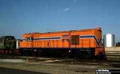 J773 RA1915 new paint (RailWA) Tags: ra1915 railwa forrestfield philmelling joemoir westrail