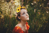 Come Dance With Me in The Sunlight (SheepdogProductions) Tags: nature flowers flower sun light sunlight crown green yellow portrait portraits woman beauty beautiful love girl sunflowers grasses tree trees gorgeous mothernature folk summer warm colorado