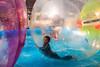 choubidou-1 (aurlie.wylock) Tags: nikon d750 chimay fête foraine colors manège children smile water bulle sun swimingpool