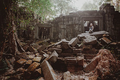 Runis (dogslobber) Tags: siem reap angkor wat temple temples ruins cambodia southeast asia