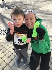 "Paul and Mommy After the 2018 Good Life Race • <a style=""font-size:0.8em;"" href=""http://www.flickr.com/photos/109120354@N07/40744963814/"" target=""_blank"">View on Flickr</a>"
