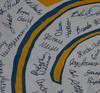 Where She Signed Her Name (BKHagar *Kim*) Tags: bkhagar jamie jamieleighmeyer tshirt signature classof1999 graduates signatures seniors seniors99 athenshighschool athens al alabama goldeneagles handwriting cloth fabric