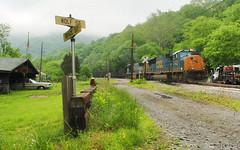 Thayer (armco_block) Tags: csxt coaltrain freighttrains railroads trains railroad photography railroadphotography