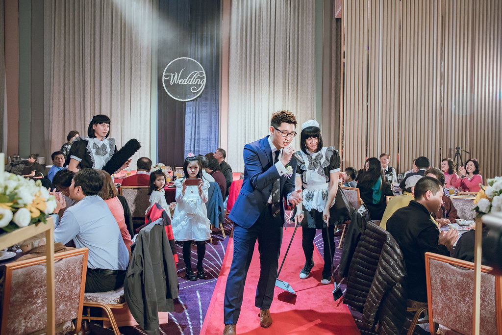 [婚攝] Kang & Maggie 凱達大飯店 婚禮精選