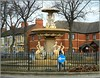 Ornamental Fountain .. (** Janets Photos **) Tags: uk hull boulevardhull fountains architecture