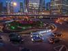 LR Shanghai 2016-017 (hunbille) Tags: birgitteshanghai6lr china shanghai pudong district music clock tower lujiazui disney store plaza disneystoreplaza
