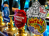 Beer Pump Label (Tiny Rebel) The Harp Pub - Charing Cross (High ISO) (London) Panasonic LX100 (1 of 1) (markdbaynham) Tags: london londonist capital capitalcity urban metropolis highiso uk gb city panasonic panasoniclumix lumixer lumix lx100 dmclx100 panasoniclx100 fixedlens fixedzoom compact pub drink