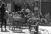 Calme estival. (caramoul25) Tags: bruxelles brussels rue déjeuner rollebeek caramoul25