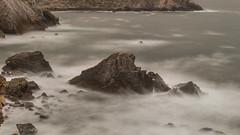 coastal landscape Salinas 2.)-2309 (dironzafrancesco) Tags: tamron ndfilter haida lightroomcc slta99v sony wasser tamronsp2470mmf28diusd natur salinas principadodeasturias spanien es
